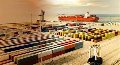 Logistics Raft Business Process Freight Shipping Bay
