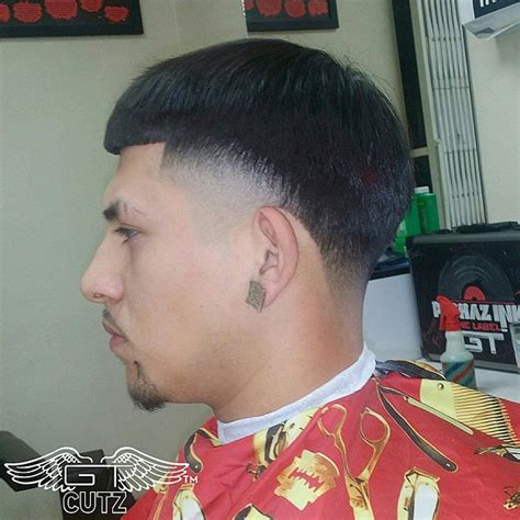 mens haircut taper  fade hairs picture gallery