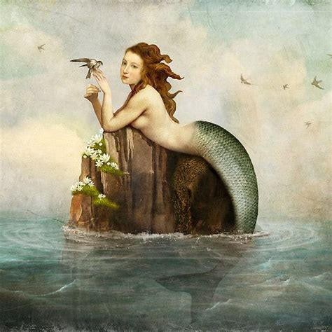 1000 images about mermaids and other fae folk on