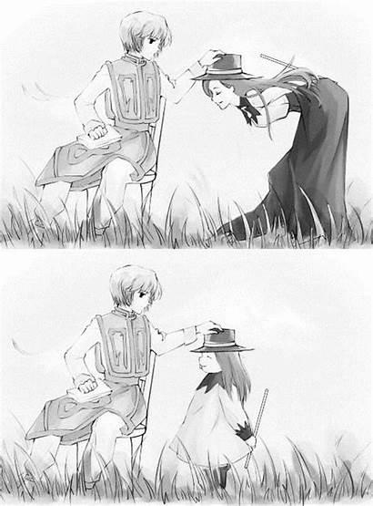 Melody Hunter Manga Anime Kurapika Hisoka Killua