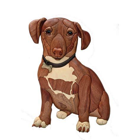 jake rescue dog intarsia pattern workshop supply