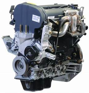2 0l Zetec Focus Engine