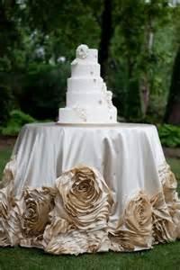 wedding table linens cake table linen by i do linens we the rosettes wedding ideas juxtapost