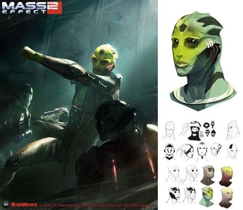Thane Video Games Artwork