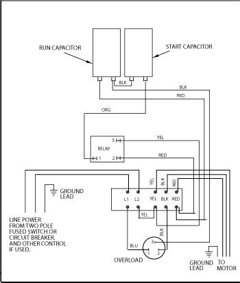 pump noisy tripping overload electrical diy