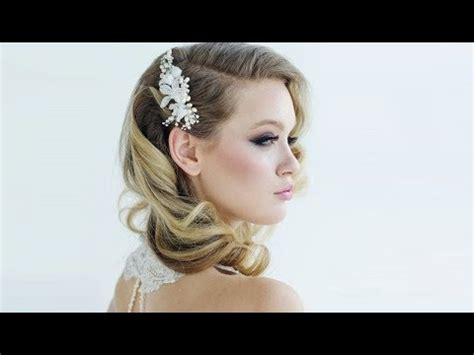 20 vintage wedding hairstyles for hair youtube