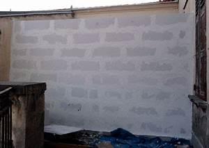 Que Mettre Sur Un Mur En Parpaing Interieur : ma onnerie construire un mur en b ton cellulaire ~ Melissatoandfro.com Idées de Décoration