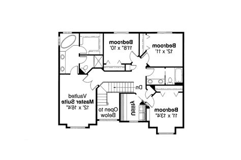 traditional house plans westhaven    designs