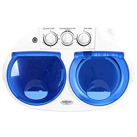 mini machine a laver le linge oneconcept db003 mini machine 224 laver de cing pour singles toploader pour 2 kg de linge