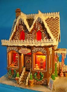 Goodies, Bakery, Gingerbread, House, -, 2012