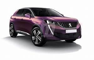 2008 Peugeot 2020 : adelantamos el dise o del nuevo peugeot 2008 que se estrenar en 2020 ~ Melissatoandfro.com Idées de Décoration