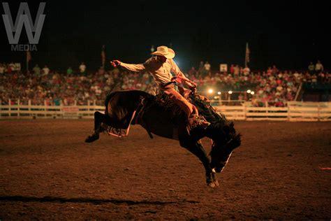 Best Rodeo Photos From The Preston Idaho Rodeobull Riding