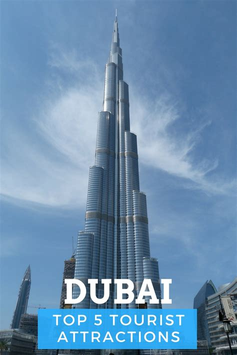 Top 5 Tourist Attractions In Dubai  Earth's Attractions