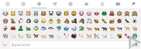 whatsapp web veel nieuwe emojis toegevoegd binnenkort