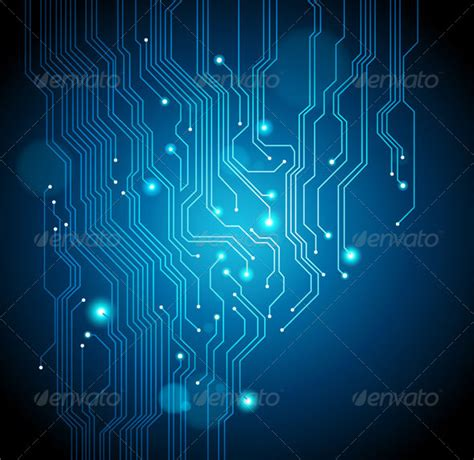 Stock Vector Graphicriver Abstract Circuit Board
