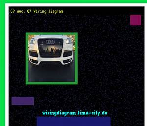 09 Audi Q7 Wiring Diagram  Wiring Diagram 1828