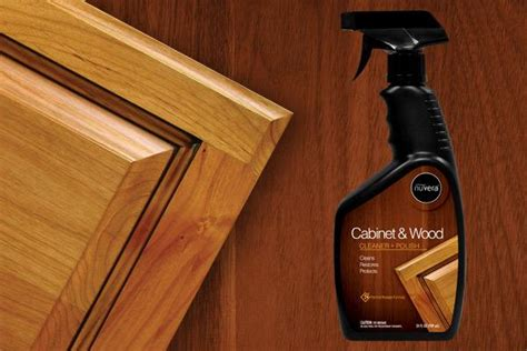 cabinet cleaner and polish cabinet wood cleaner polish nuvera
