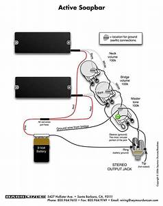 Bass Pickup Wiring Diagrams  U2013 Volovets Info