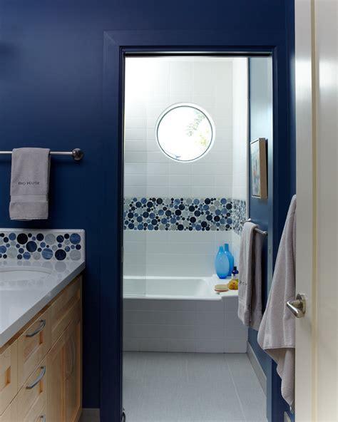 glass bubble tile Laundry Room with apron sink bubble