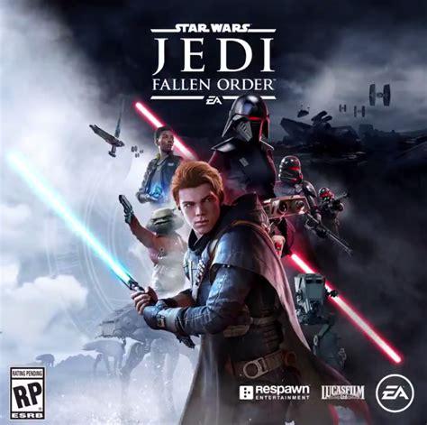 star wars jedi fallen order gameplay video reveals force