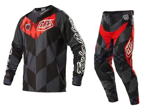 design jersey motocross troy lee designs new tld mx gear se pro checker motocross