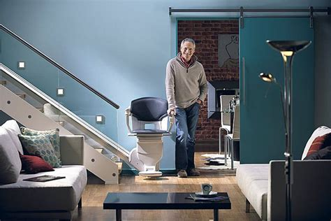 wheelchair assistance bruno stair lifts for the elderly
