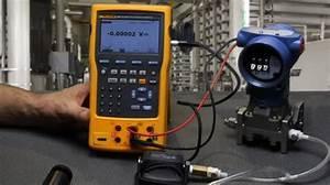 Fluke 754 Process Calibrator Measurements  Measure Mode