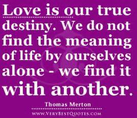 The Meaning Of Love Quotes Prepossessing Love Quotes Meaning Of Love  The Meaning Of True Love Taking