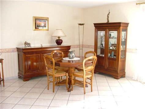 salle 224 manger louis philippe merisier massif ameublement maison clermont ferrand 63100