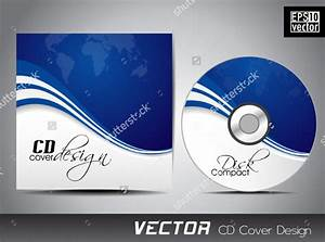 cd label template 22 free psd eps ai illustrator With cd cover template illustrator