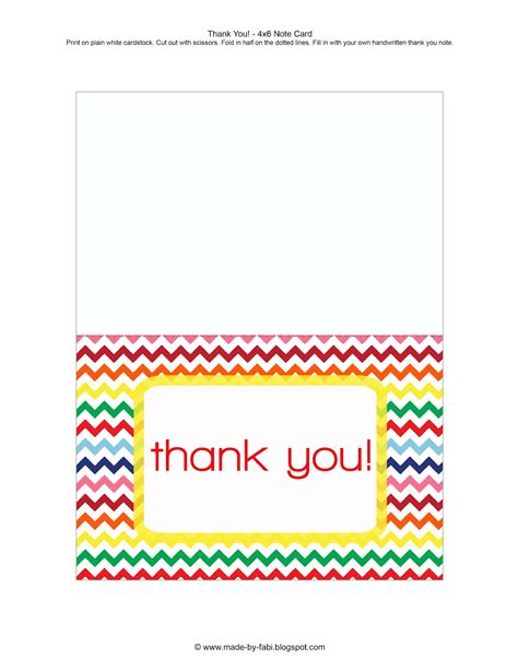 card  printable