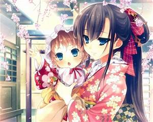 Cute Baby - Other & Anime Background Wallpapers on Desktop ...