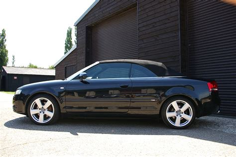 Used Audi A4 2.0t Fsi S- Line Special Edition Convertible
