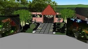 Sketchup Components 3D Warehouse Garden Sketchup 3D