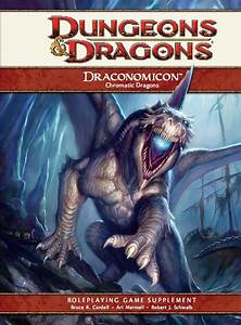Draconomicon I Chromatic Dragons 4 0