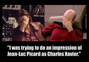 Days of Future Picard | Facepalm | Know Your Meme