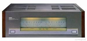 Yamaha Mx-2000 - Manual - Stereo Power Amplifier