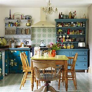 Budget kitchen ideas and vintage style on a shoe string for Interior design home decor tips 101