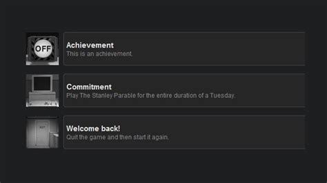 pc games joke achievements