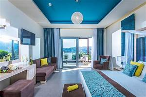 Luxury, Room, Sea, View, With, Private, Pool