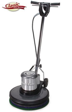 Powr Flite Floor Machine by Powr Flite Floor Machine C201hd