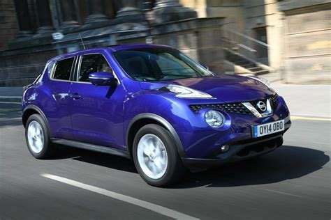 Nissan Juke Crossover review - Car Keys