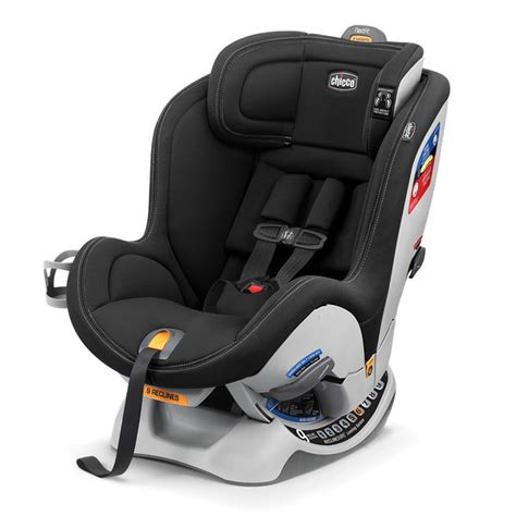 nextfit sport convertible car seat black