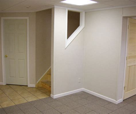 Basement Wall Panel Installation  Greater St Louis