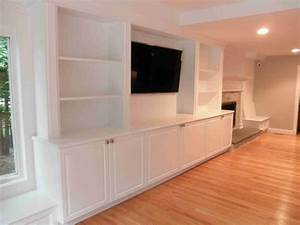 Custom Built In Shelving/Bar/Mantel