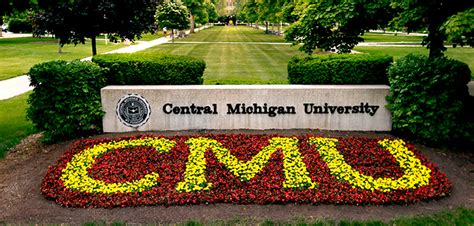 Central Michigan University - CMU Graduate Programs