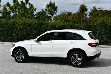 Hybrid cars for sale nationwide. 2019 Mercedes-Benz GLC GLC 350e 4MATIC Plug-In Hybrid SUV W/Premium 1 Pac For Sale ...