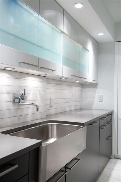 wall mounted kitchen cabinets wall mounted kitchen with two tone cabinets kitchen modern 6948