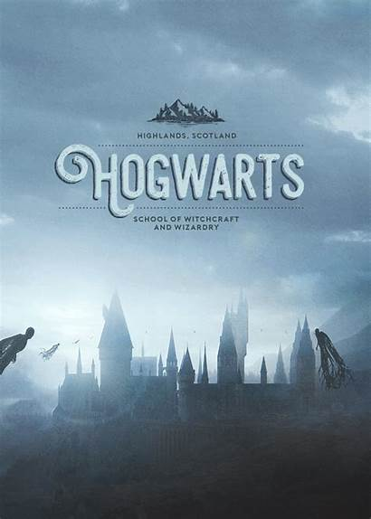 Potter Harry Hogwarts Posters Animated Ilvermorny Poster