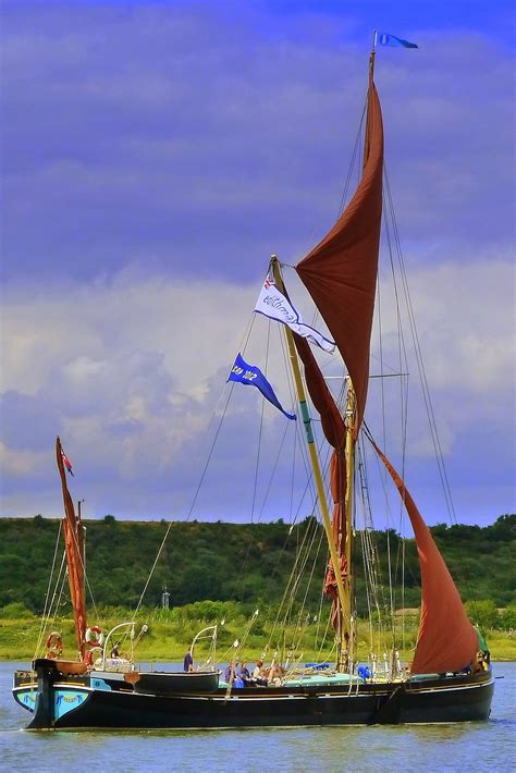Just Deck It by Thames Sailing Barge Wikipedia